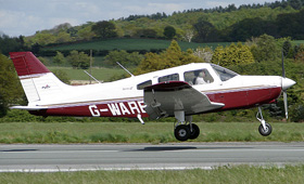 Piper PA28 ½ Hour